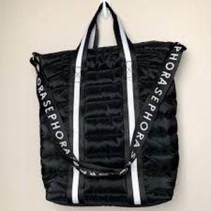 Sephora Puffer Tote Bag